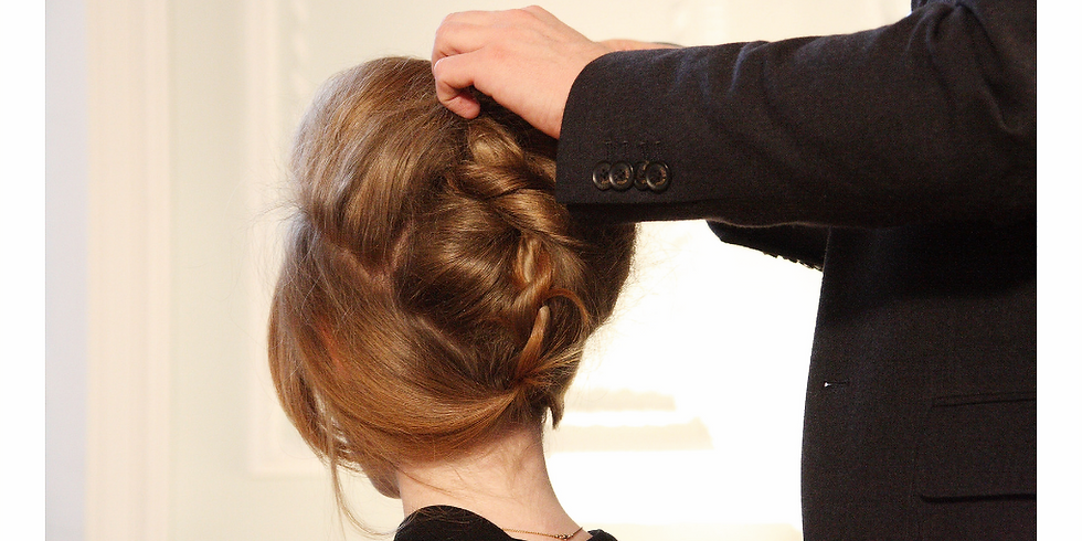 Look & Learn - Overcoming Formal Hair Obstacles 1/31