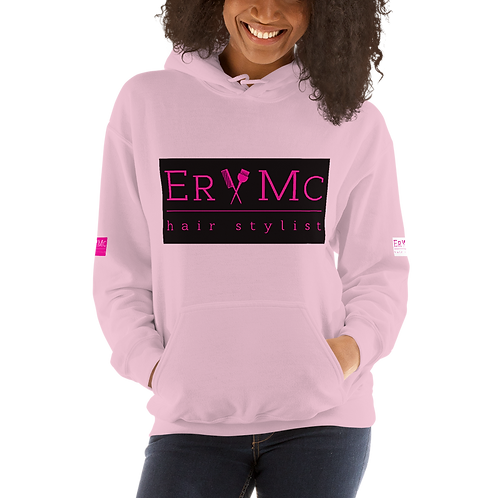 Unisex Hoodie- Chillin with ERMc
