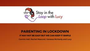 Parenting in Lockdown