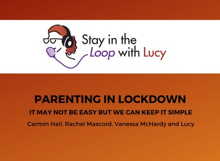 Parenting in Lockdown