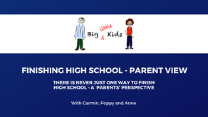 Finishing High School - for parents