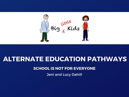 Alternate Education Pathways