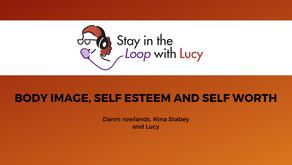 Body image, self-esteem and self-worth