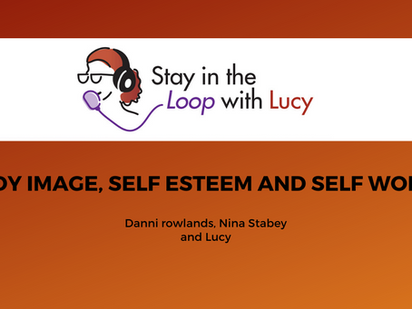 Body image, self-esteem and self-worth
