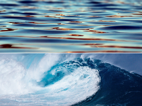Ripple effect or tidal wave?