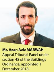 Mr. Azan Aziz Marwah