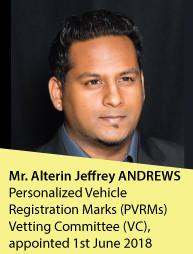 Mr. Alterin Jeffrey Andrews