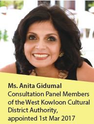 Ms. Anita Gidumal