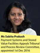 Ms. Sabita Prakash