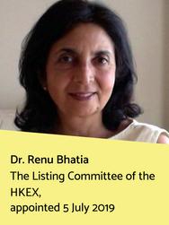 Dr. Renu Bhatia