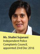 Ms. Shalini Sujanani