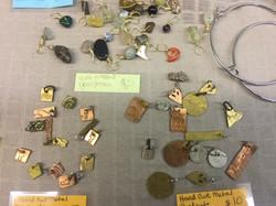 small criptid pendants