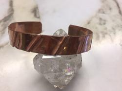 foldformed bracelet