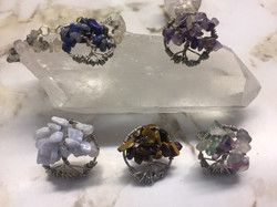 tree of life rings and bracelets