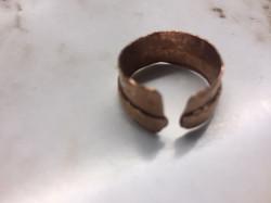 foldformed ring