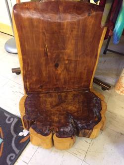 Red Cedar Mediation Chair
