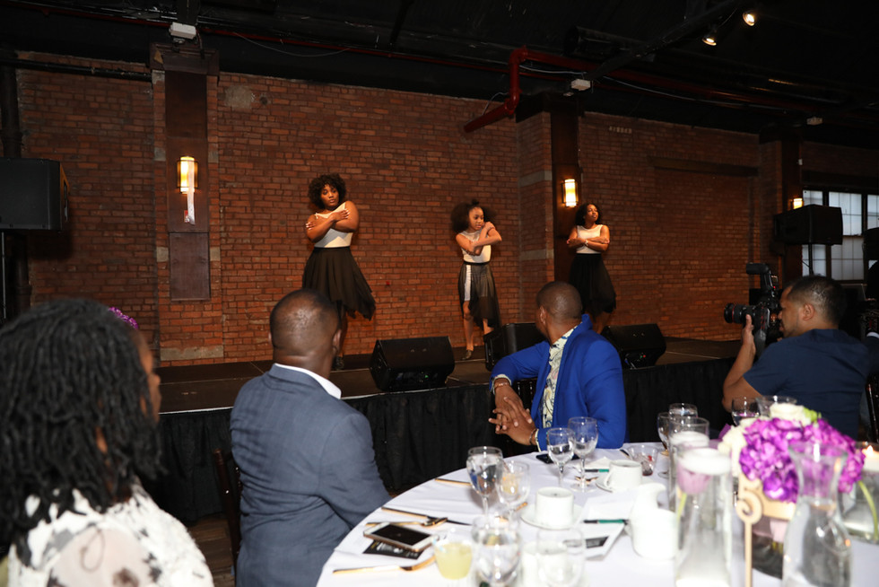 Dance Peformance @ The Annual Gala