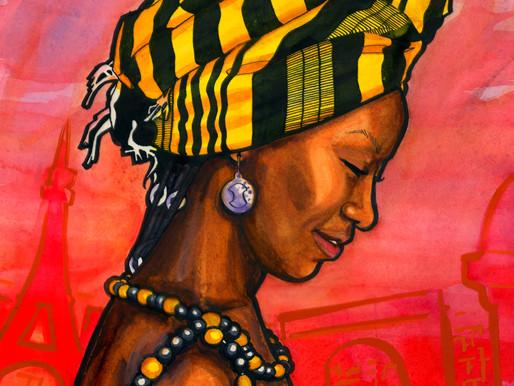 Fatoumata Diawara, A Rock Star On The Rise