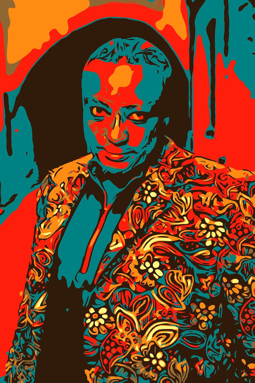 Binyavanga Wainaina, Diriye Osman