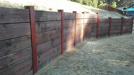 Santa Cruz,Tractor work, Excavating, Demolition, Retaining walls