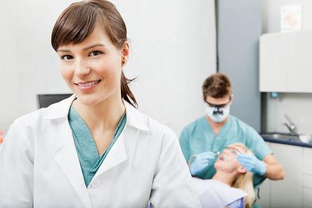 Ayudante de dentista