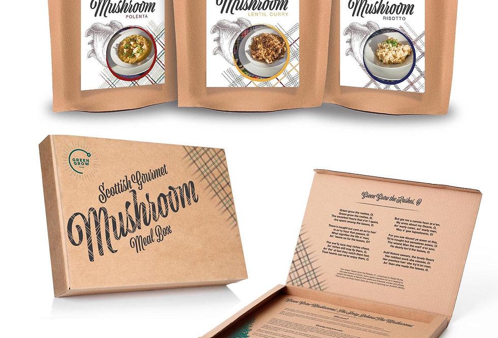 One Gourmet Mushroom Meal Box