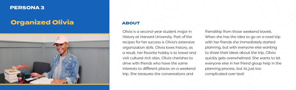 Persona 3 | Organized Olivia