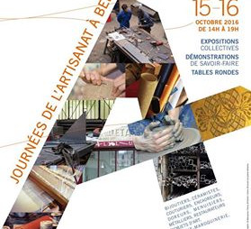 Etto participe à la 1ère édition des Journées de l'artisanat de Belleville !