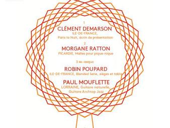 Prix Avenir Métiers d'art 2015