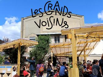 L'atelier Etto aux Grands Voisins !