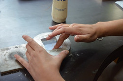 Fabrication_moule_silicone