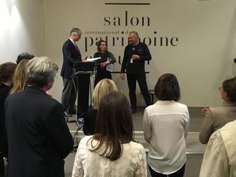 Prix Métiers d'Art et Patrimoine bâti 2016