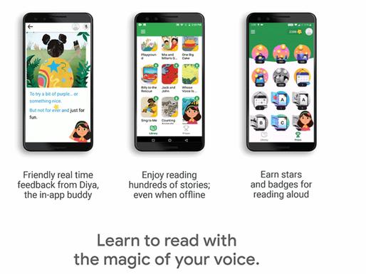 Novo app do Google ajuda a ler melhor