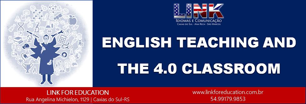 Teaching English and he 4.0 Classroom