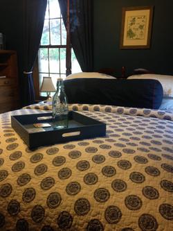 The Spinnaker Suite Queen Bedroom