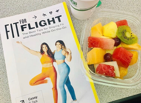 Beat the flu season during flight