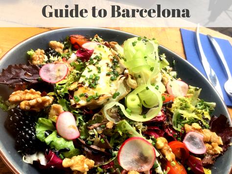 A Celiacs Guide to Barcelona