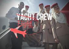 Yacht Crew to Flight Crew