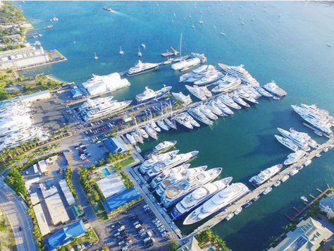 Voted by YOU - The best yacht marinas for crew !