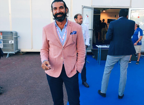 MONACO YACHT SHOW 2018 // BEST DRESSED