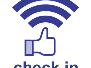 Facebook check-in for pubs and restaurants