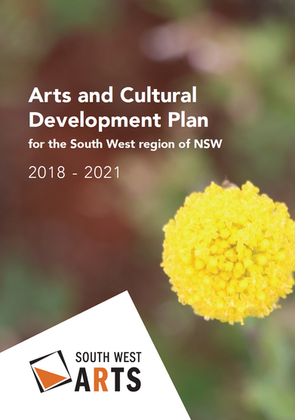 Arts and Cultural Development Plan 2018-2020