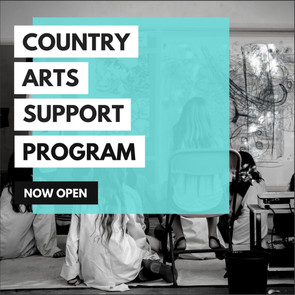 Applications now open for Country Arts Support Program (CASP) 2020