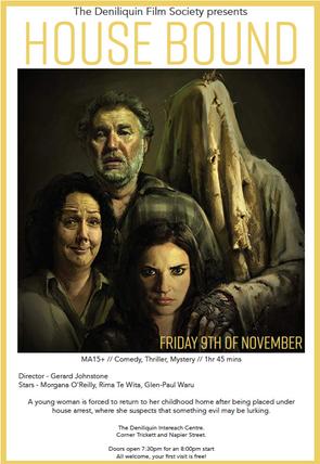 Deniliquin Film Society - November