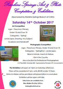 Rankin Springs Art & Photo Competition