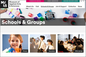 MAAS Museum of Applied Sciences. 2020 Schools program is now live!
