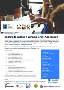 Secrets to Writing a Winning Grant Application.