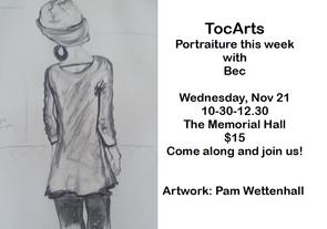 TocArts - Portraiture