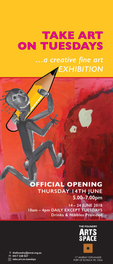 Take Art on Tuesdays Exhibition