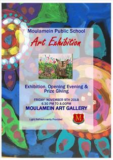 Moulamein Art Gallery Exhibition